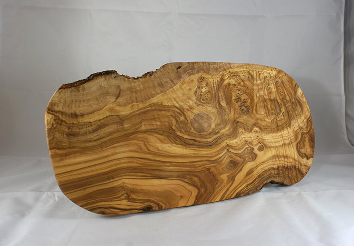 Olive Wood Cutting Board 20 x 10 Photo