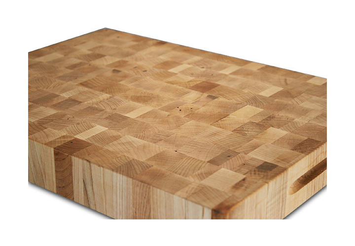 End Grain Butcher Block Design