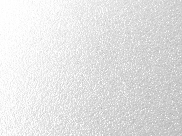 White Plastic Surface Texture