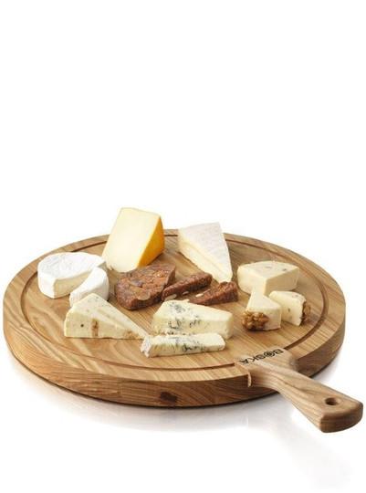 Boska Round Oak Cheese Board Large