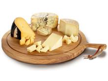 Extra large Boska round cheese board