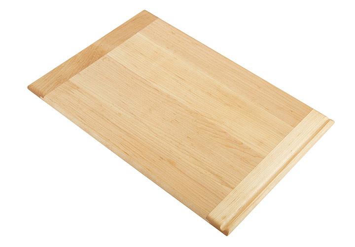 Custom Maple Pull Out Cutting Board - Straight Grain