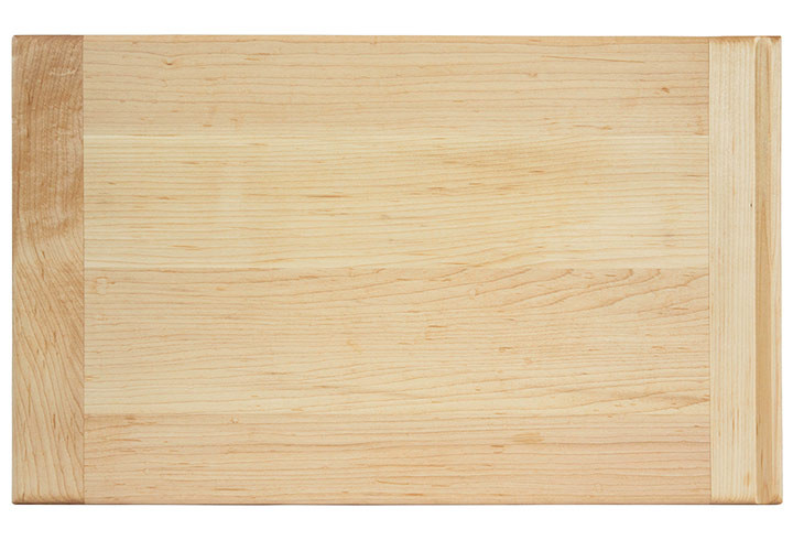 Swell Custom Maple Pull Out Cutting Board Straight Grain Download Free Architecture Designs Sospemadebymaigaardcom