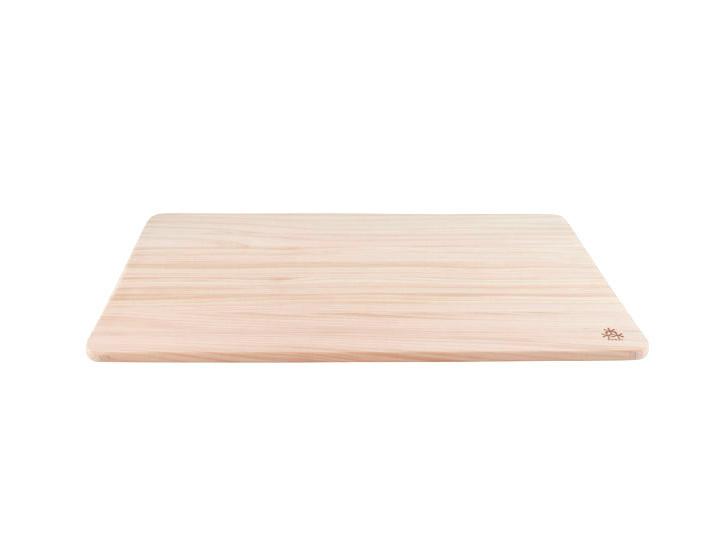 Japanese cypress thin cutting board