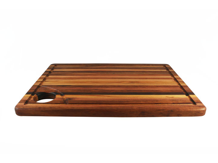 Zebrawood cutting board