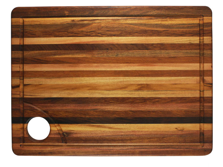 Brazilian Tiger Wood Cutting Board