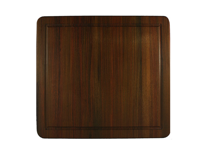 Brazilian Walnut and Ipe Cutting Board