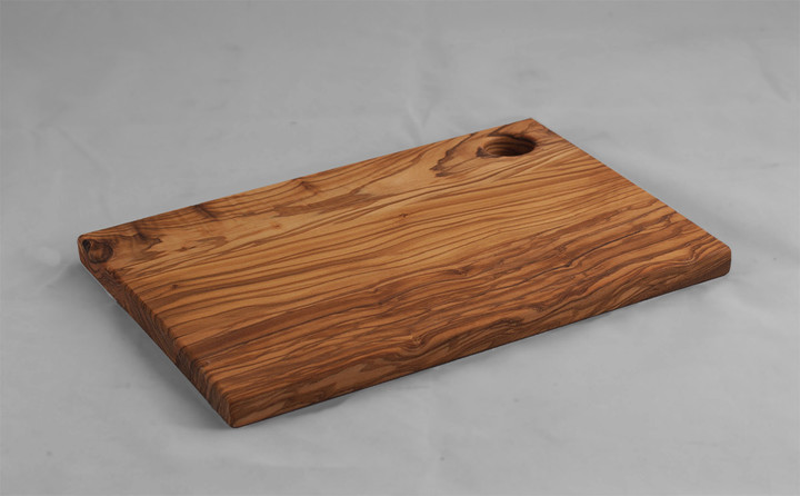 Small Olive Wood Board
