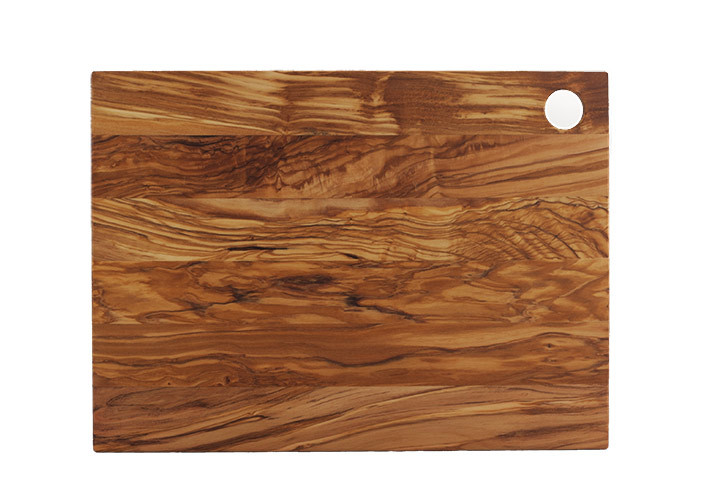 Italian Olive Wood Cutting Board Medium