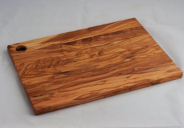 Italian Olive Wood Cutting Board 16 Inch