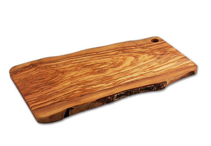 Italian Olive Wood Slab 24 Inch