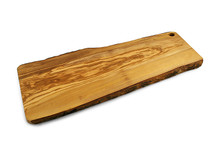 Extra large olive wood slab