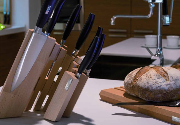 Artelegno Pisa Knife Block