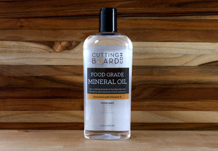 Food Grade Oil For Wood Countertops. Mineral Oil With Bamboo
