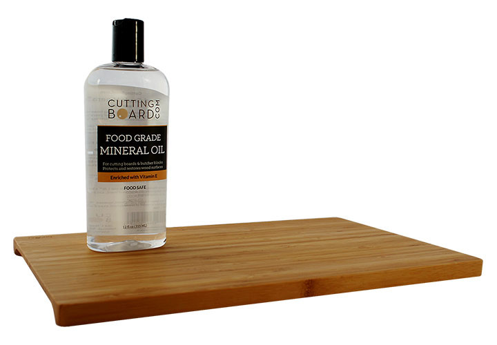 Mineral Oil with Bamboo