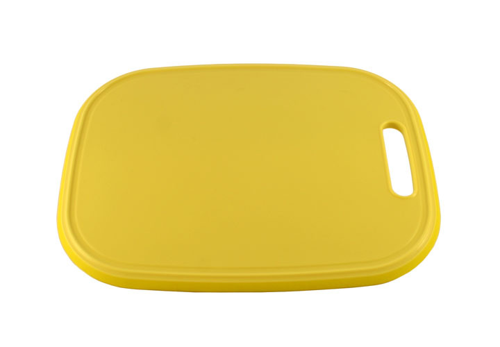 Architec Medium Yellow Cutting Board Cutting Side