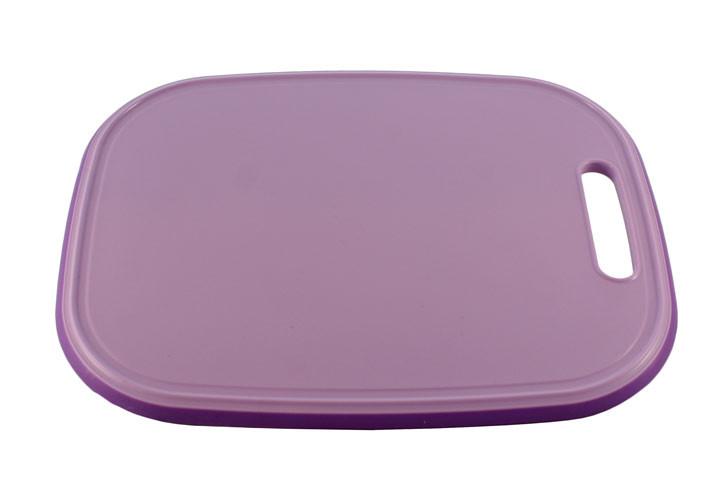 Architec Medium Purple Cutting Board Cutting Side