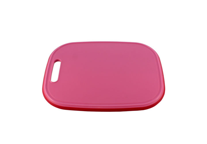 Architec Medium Pink Cutting Board Cutting Side