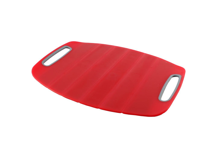 Architec Gripper Flex Cutting Board Red