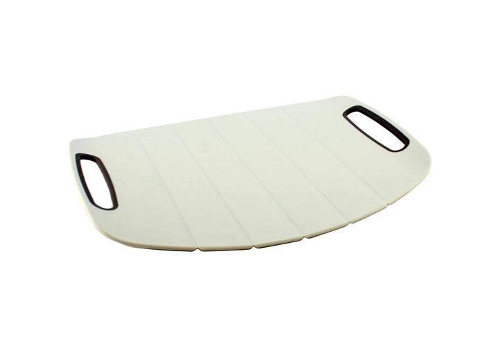 Architec White Gripper Flex Plastic Cutting Board