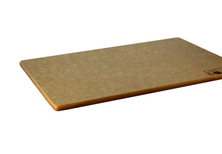 Richlite half inch cutting board profile