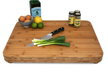 Big Kahuna Extra Large bamboo cutting board