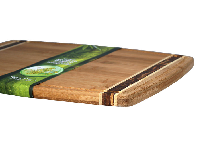 Marbled Inlay Bamboo Board
