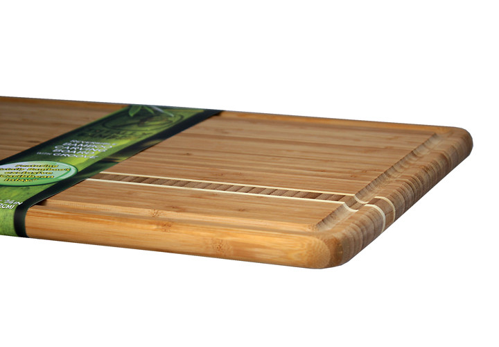 Bamboo cutting board by Totally Bamboo