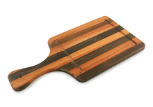 Brazilian Walnut and Cherry Paddle Board