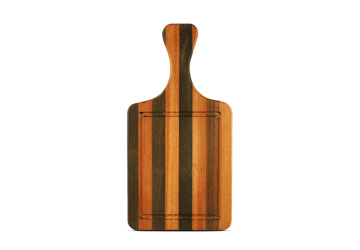 Brazilian wood paddle board