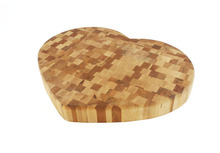 Weber Maple Heart Shaped Serving Board