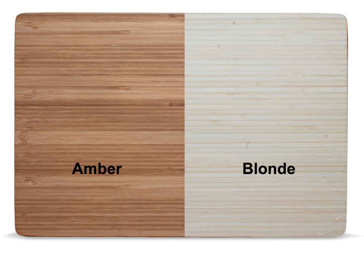 Custom Bamboo Pull Out Color options