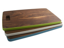 David Rasmussen Large Walnut Chroma Cutting Board 18 x 11.5 x 0.75