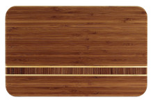 Perfect bamboo board for custom engravings.