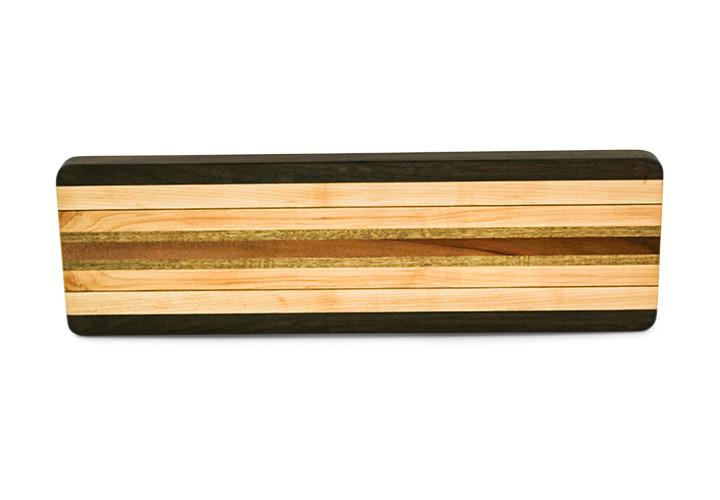 Top view, bread board