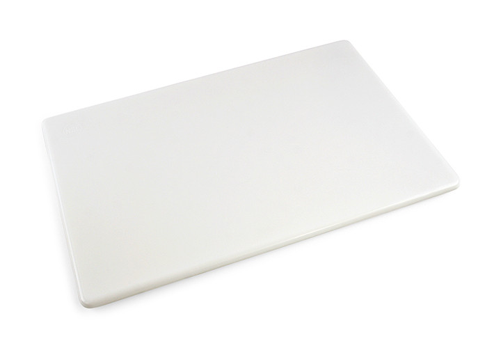 Commercial White Plastic Cutting Board 18 X 12 X 1 2