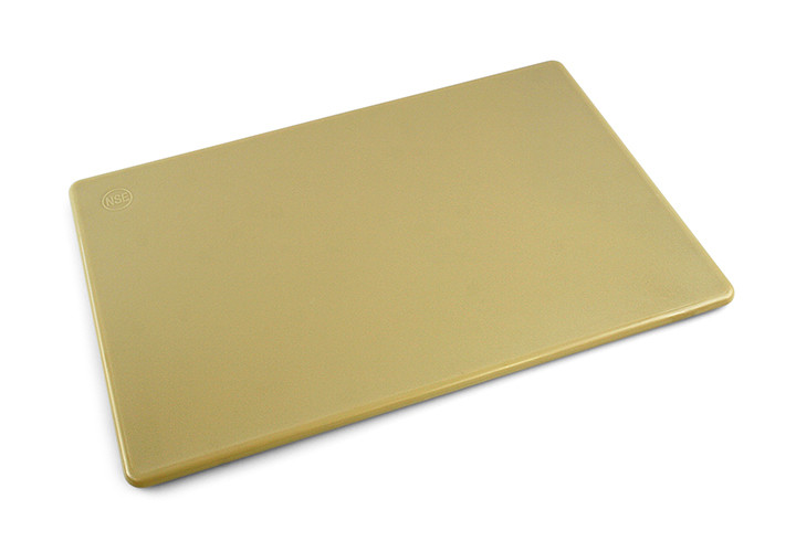 Commercial Brown Plastic HDPP Cutting Board