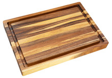 Villa Acacia Carving Board with Juice Groove