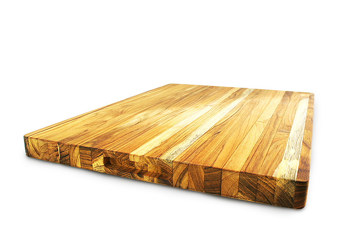 Teak Extra Large Cutting Board 24 x 18