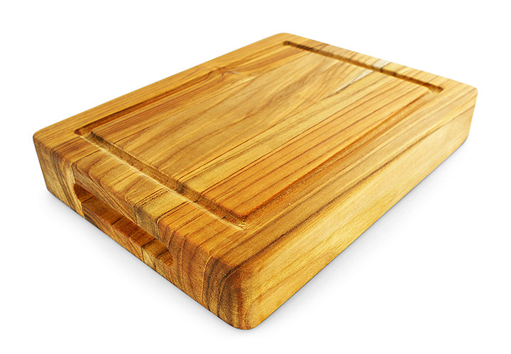 Terra Teak Mini Butcher Block 12 x 9