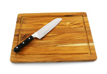 Terra Teak Cutting Board