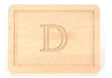 Personalized Maple Cutting Board 12 x 9