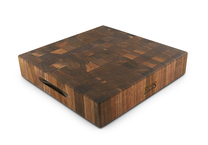 John Boos Walnut Butcher Block 15 X 15 X 3