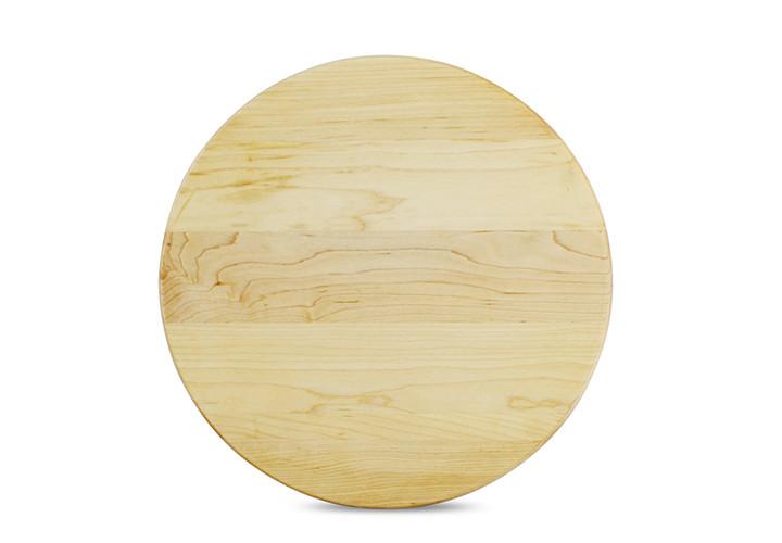 Maple round board