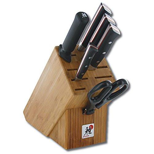 Miyabi Morimoto 7 piece knife set