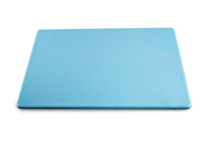 Blue Plastic Cutting Board