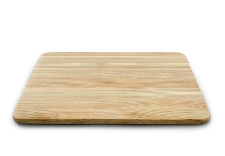 Japanese cypress sushi serving board