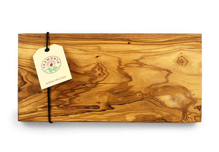 Tramanto olive wood cutting board