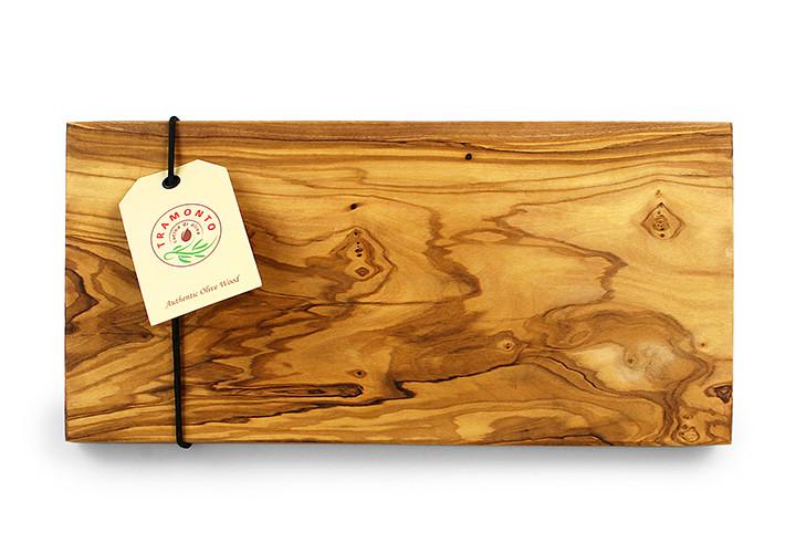 Tramanto olive wood cutting board