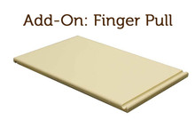 Add On: Finger Groove for Pull Out